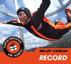 Billet cadeau Airfly Record