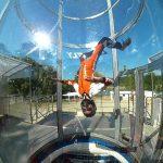 Normandie simulateur de chute libre