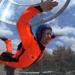 simulateur de chute libre de Normandie