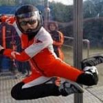 Vols en simulateur de chute libre