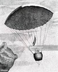 Saut en Parachute Garnerin