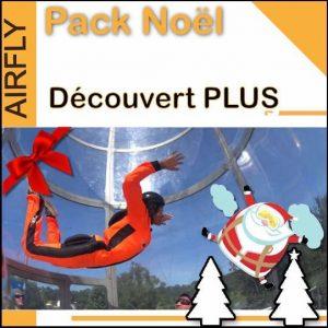 Pack noël Découverte Plus soufflerie Airfly