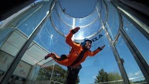 saut en parachute Normandie