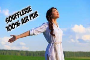 AIRFLY Soufflerie air pur