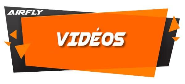 Vidéos de soufflerie Normandie